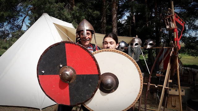 AlfonsoyAmigos - Vikingos