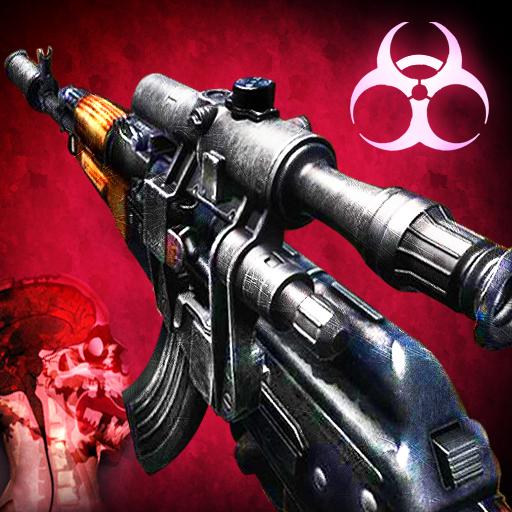 Zombie 3D Gun Shooter- Real Survival Warfare (Mod Money)