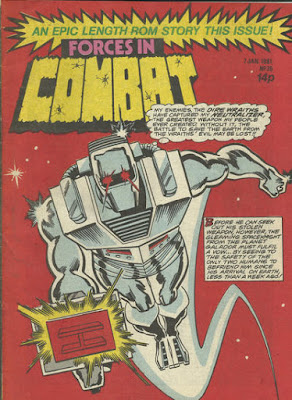 Forces in Combat #35, ROM