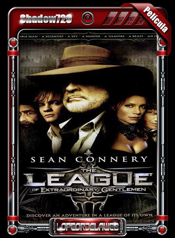 La Liga Extraordinaria (2003) 1080p H264 Dual