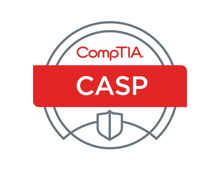 General Info About CASP Certification