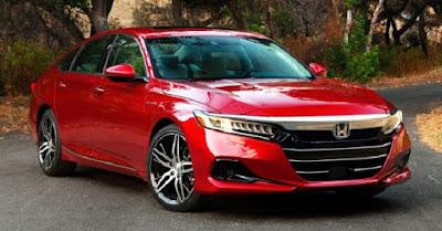 2021 Honda Accord Review