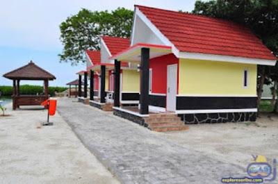 destinasi wisata royal island resort pulau kelapa 2 hari 1 malam
