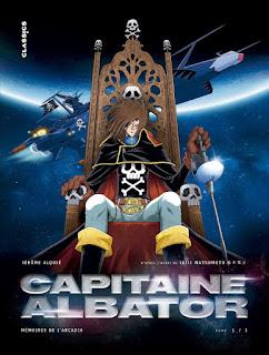 Capitán Harlock: Las memorias de la Arcadia