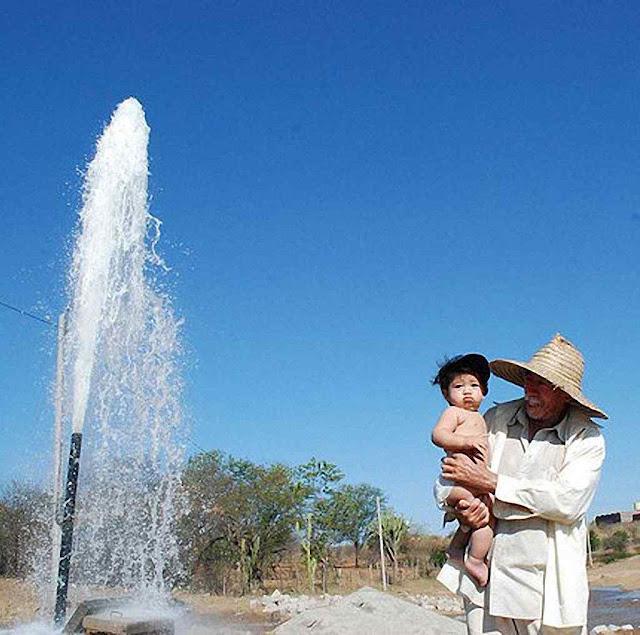 Campina Grande recebe a água do São Francisco. Pesadelo acaba e esperança para gerações futuras renasce