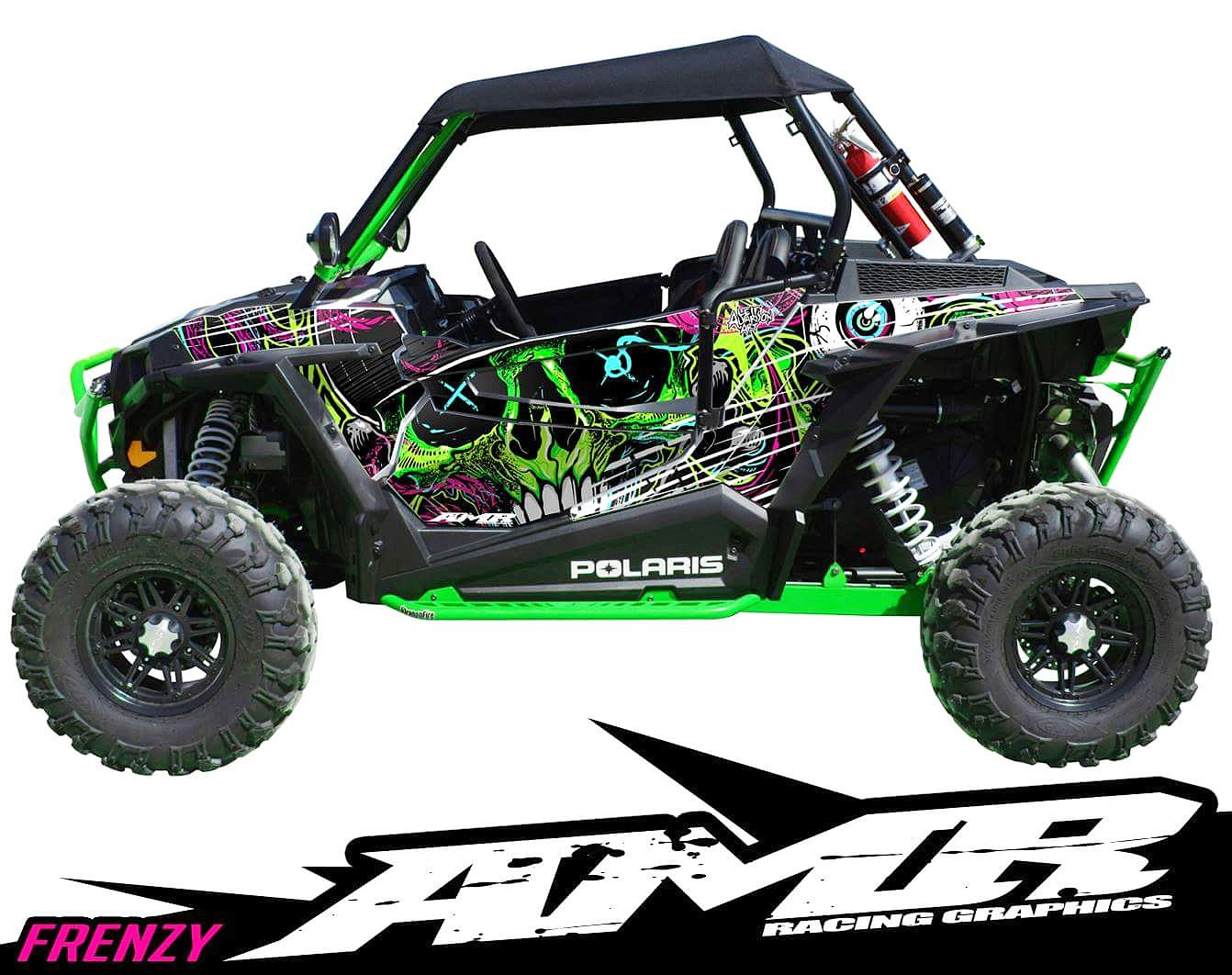 Leif Alvarsson ART: RZR wraps available now! If you want to shred