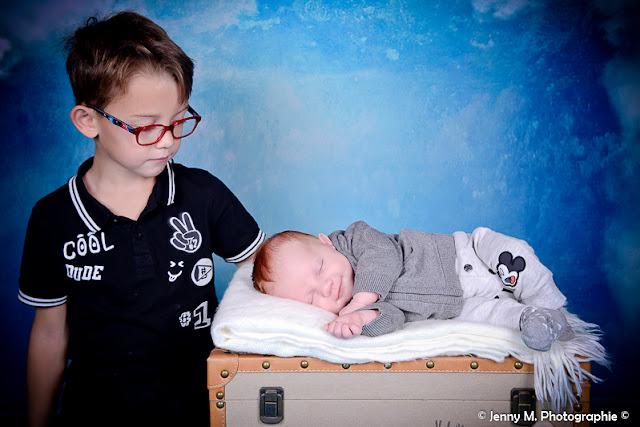 photographe bébé vendée 85 la roche sur yon