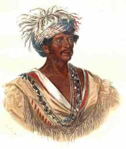 cheroke suku asli amerika muslim