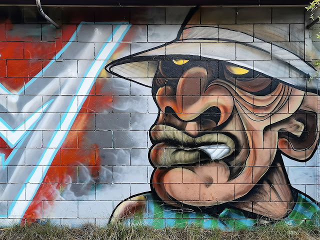Canberra Street Art | Dickson mural