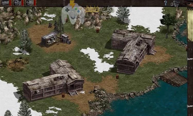 تحميل لعبة كوماندوز القديمة Commandos مجاناً
