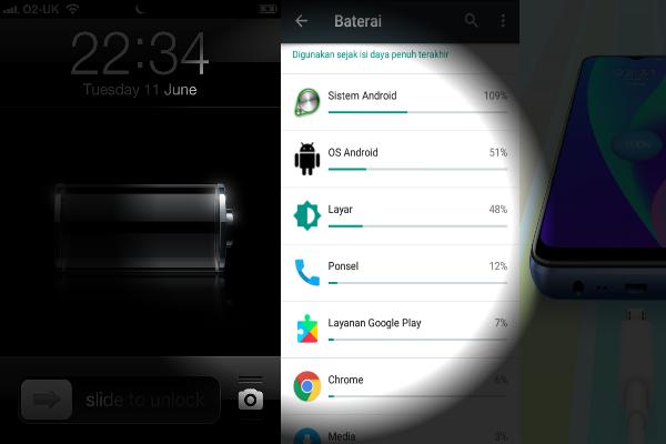 Cara Mudah Agar Baterai Ponsel Lebih Tahan Lama