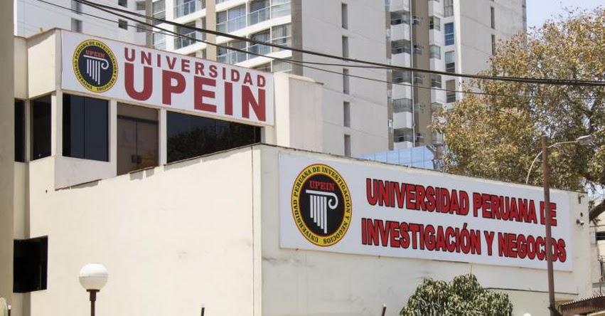 SUNEDU denegó licencia a Universidad Peruana de Investigación y Negocios - UPEIN