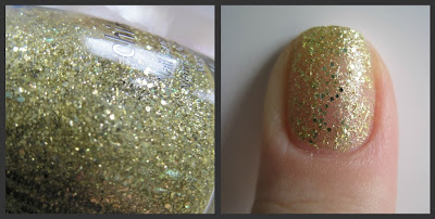China Glaze Blond Bombshell