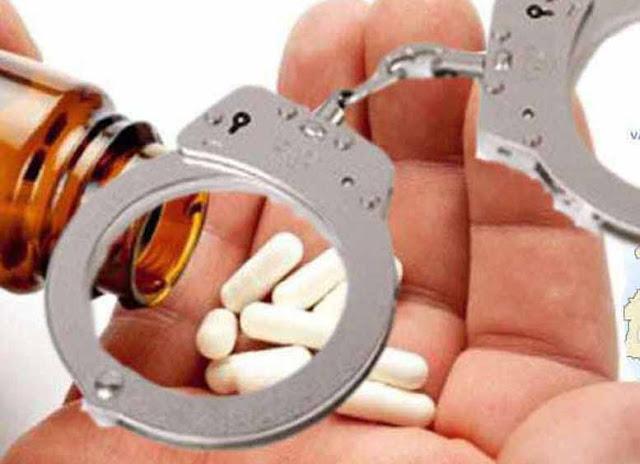 Χειροπέδες σε 48χρονο για ναρκωτικά χάπια στο Ναύπλιο