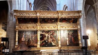 Santo Domingo de la Calzada y Edades del Hombre. Peregrinación