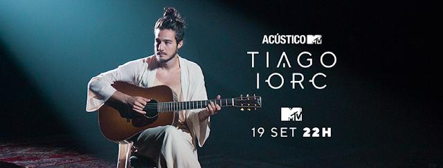Após quase dois anos em hiato, Tiago Iorc retorna nesta quinta feira com Acústico MTV.