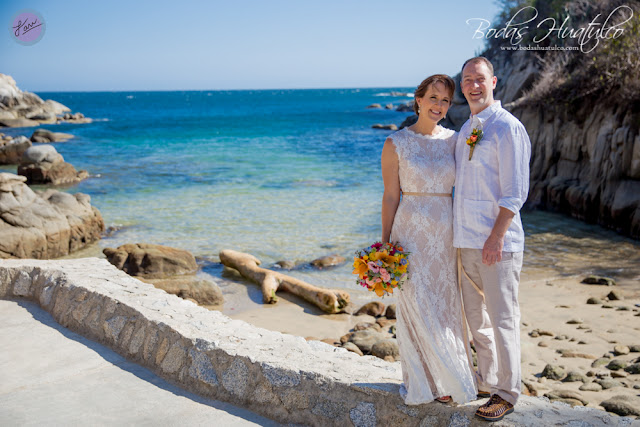 5 razones para celebrar una boda en playa