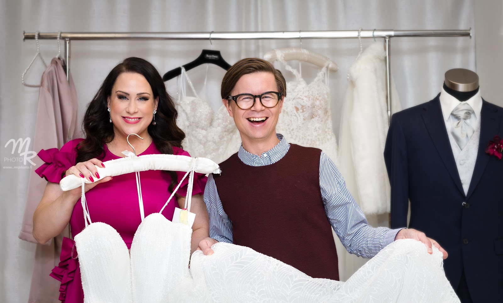 say yes to the dress suomi