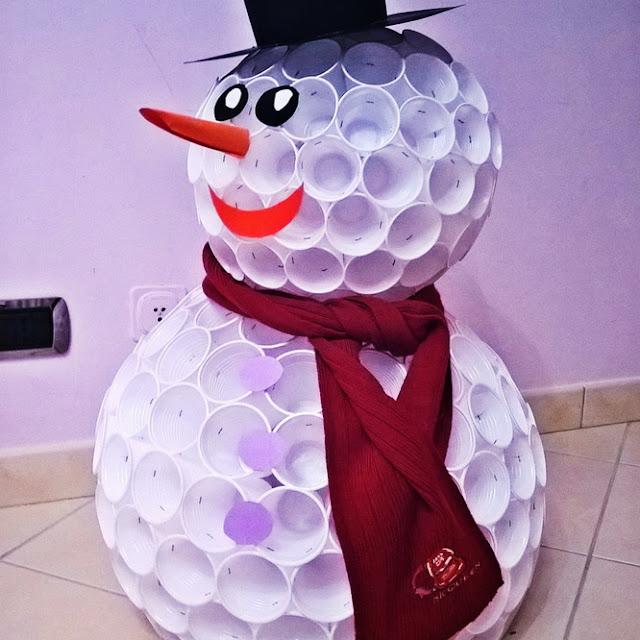 olaf pupazzo di neve per bambini