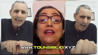 (بالفيديو و الصور) فيصل التبيني :'' بشرى بالحاج حميدة رافضة حكم الإعدام لأنها متأكدة ما يغتصبها حد ''