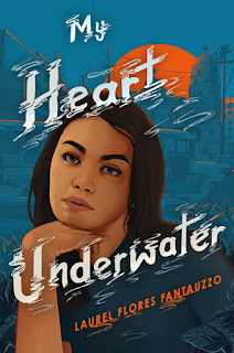 my heart underwater YA wlw f/f contemporary romance