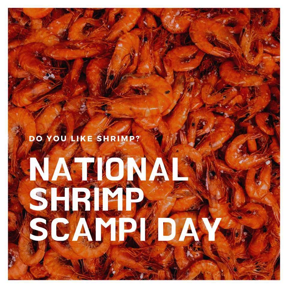 National Shrimp Scampi Day Wishes Beautiful Image
