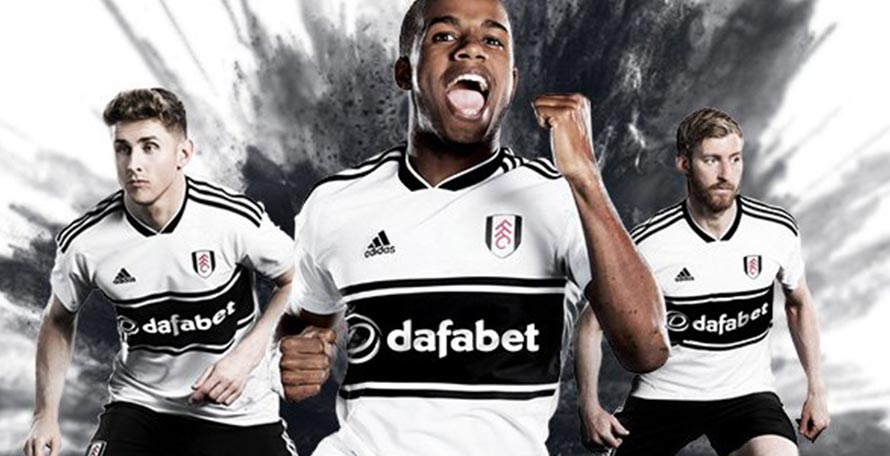 Fulham just released their brand-new 2018-2019 Premier League home and away  kits in collaboration with Adidas. The new Fulham 18-19 shirts feature  betting ... 7ceaca5db