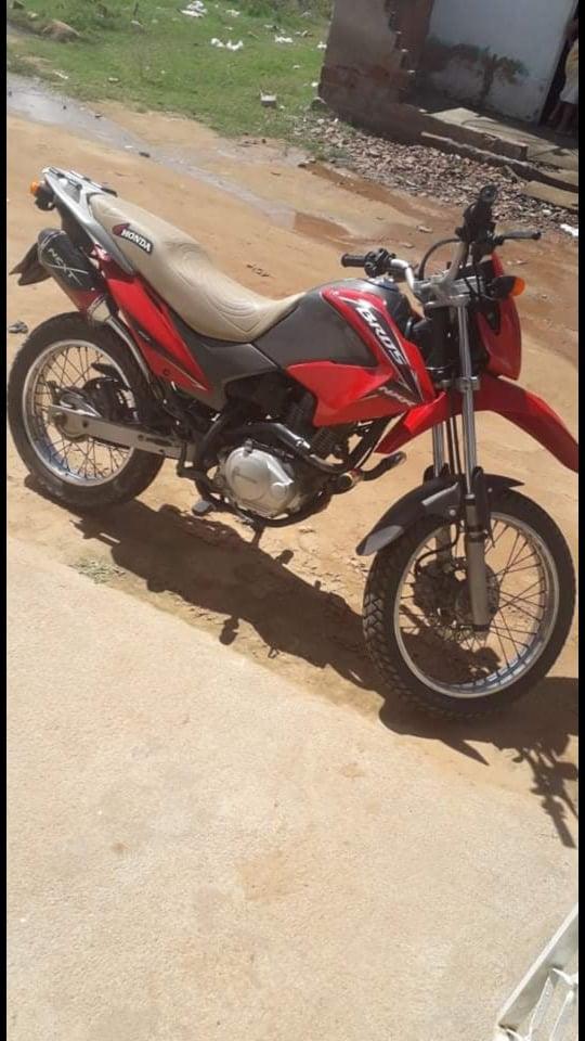Moto é roubada por assaltantes em Inajá sertão de Pernambuco