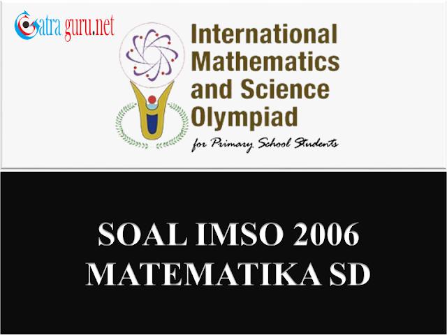 Soal IMSO Matematika 2006