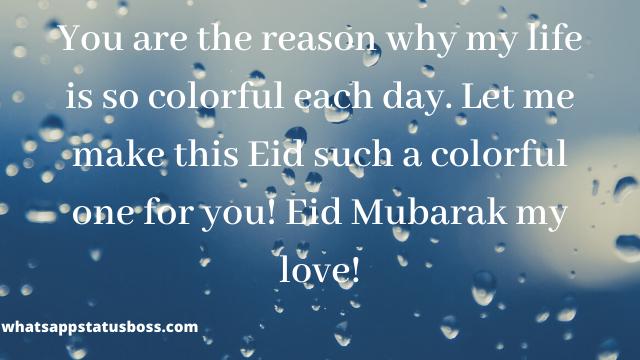 eid al fitr sms