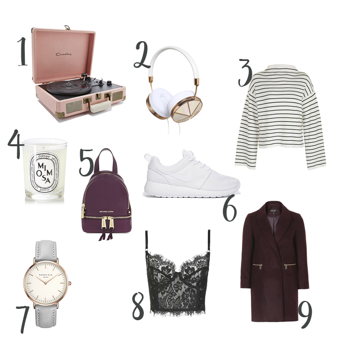 Blogmas Day Three | Gift Guide for Girls