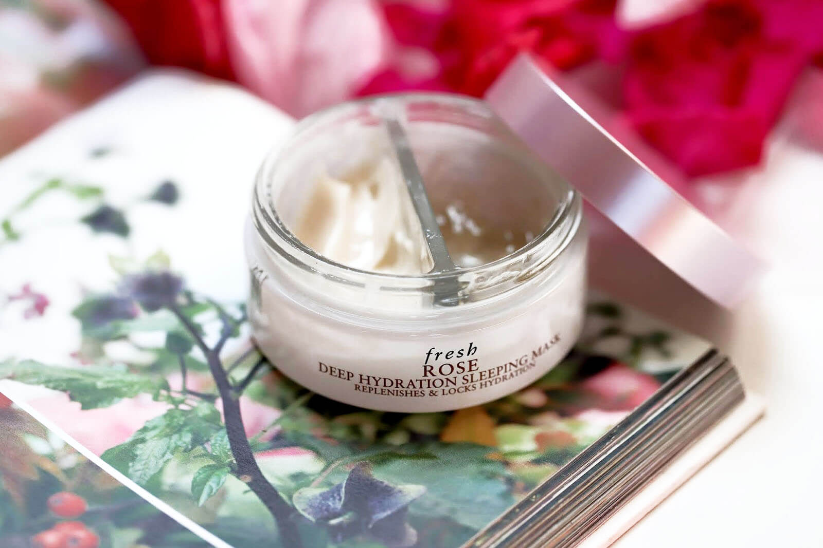 Fresh Masque de Nuit A La Rose composition