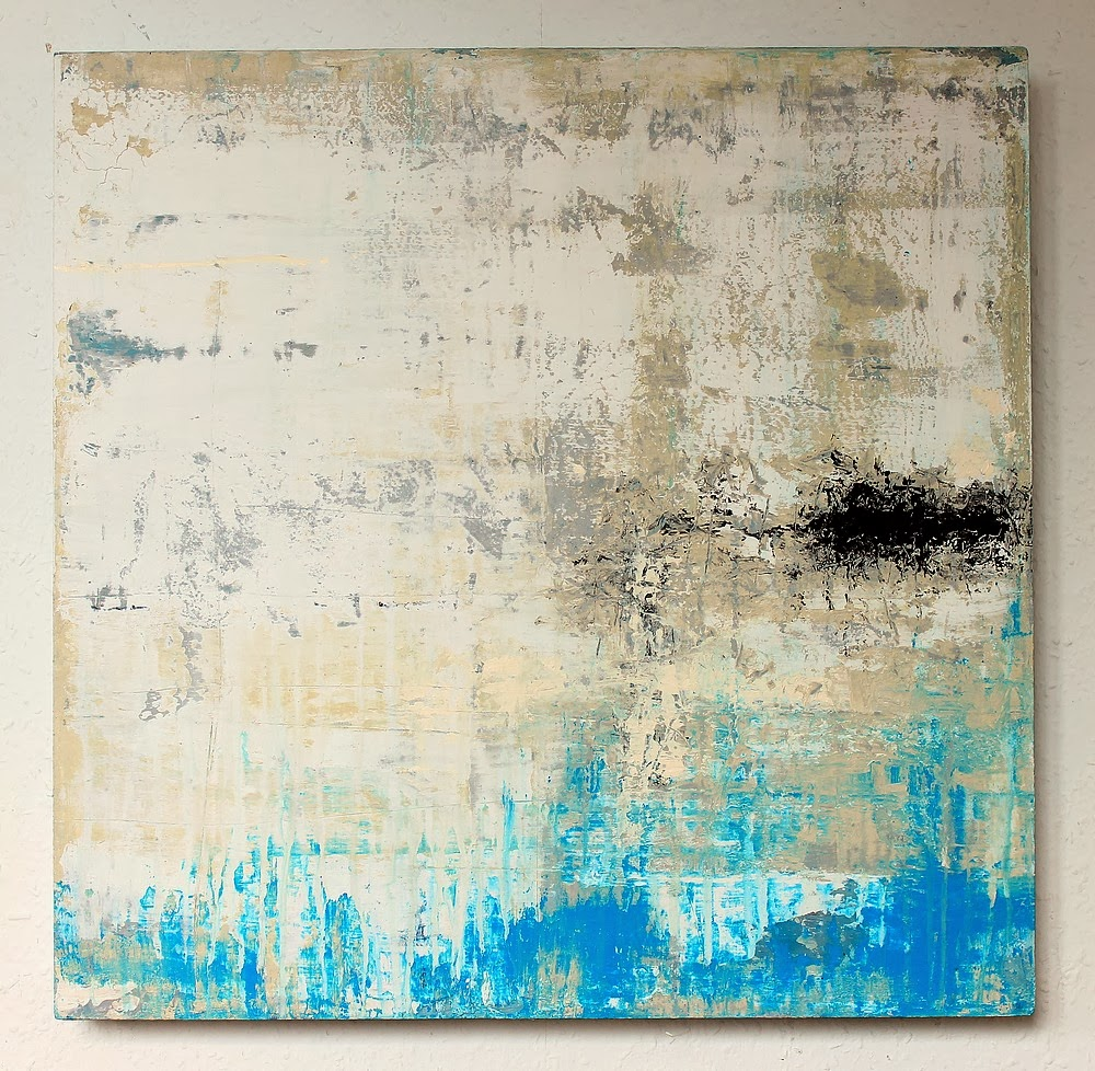 Abstract Blue Paintings For Sale