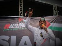 Media Palestina Sebarluaskan Orasi Menggelegar Ustadz Bachtiar Nasir saat Aksi Bela Palestina 1712