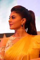 Gorgeous Jacqueline Fernandez  in yellow saree 40.JPG