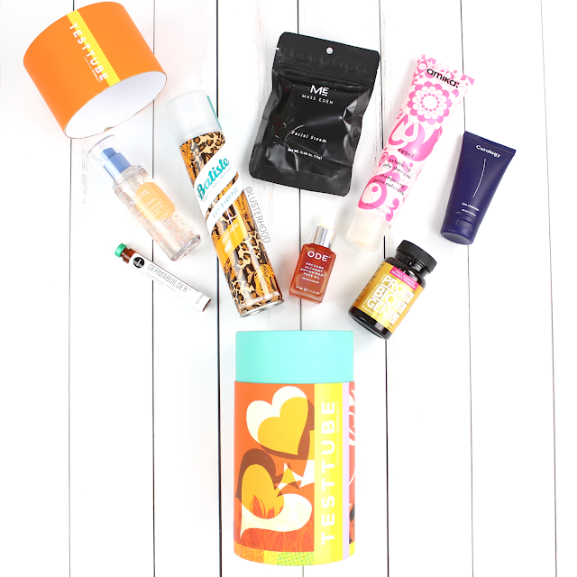 newbeauty testtube september 2019  |  Lusterhood