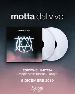 il primo album live di Motta
