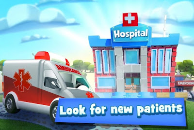 Dream Hospital Apk + Mod Download – Health Care Manager Simulator