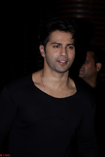 Badrinath Ki Dulhania Success Party by Varun Dhawan 100.JPG