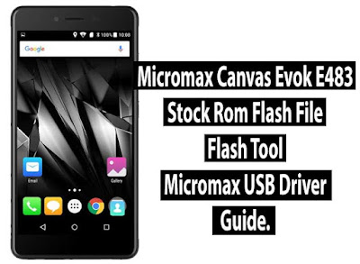 micromax e483 official Firmware