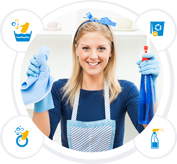 commercial and residential cleaning service