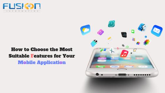 Fusion Informatics Best Mobile App Development Company
