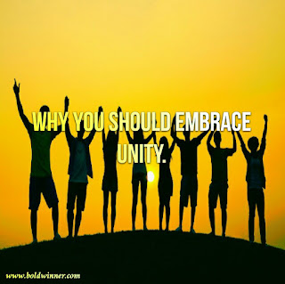 Why You Should Embrace Unity