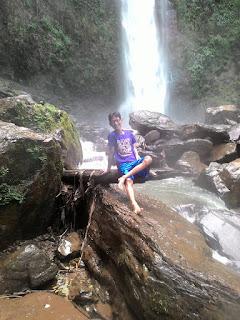 Air Terjun Lembah Pelangi Ulu Belu Tanggamus Lampung