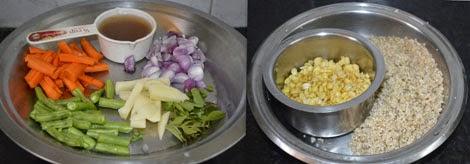 Cracked wheat recipe