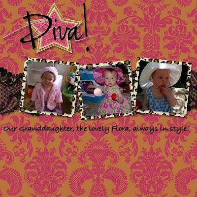 Diva Granddaughter