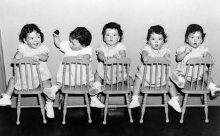 Οι πεντάδυμες αδερφές Dionn κι η δυσάρεστη ιστορία που τις συνοδεύει