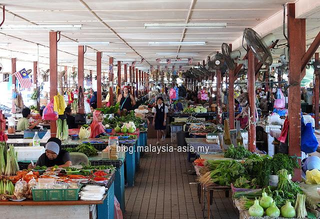 Miri Kedayan Market