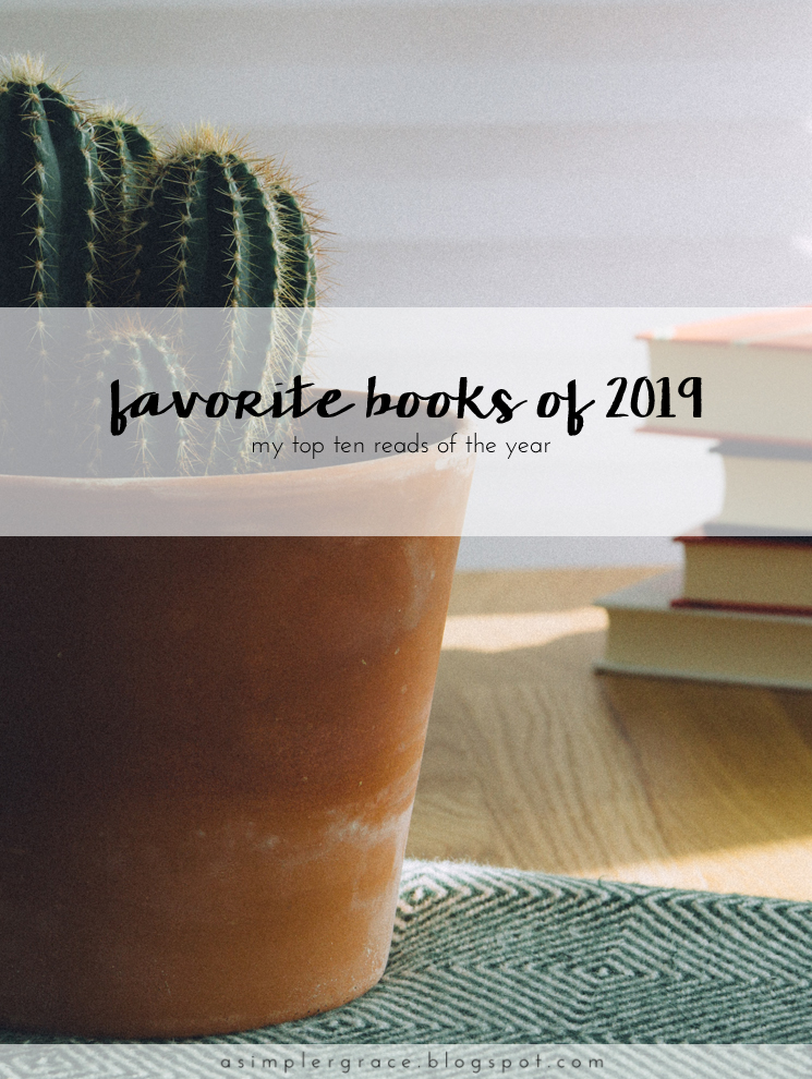 A list of the books that rocked my world in 2019. #asgbookshelf