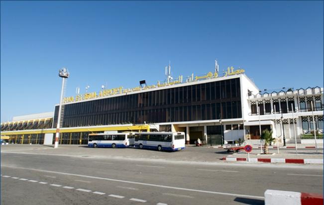 مطار وهران السانية أحمد بن بلة الدولي Oran Es Sénia Airport